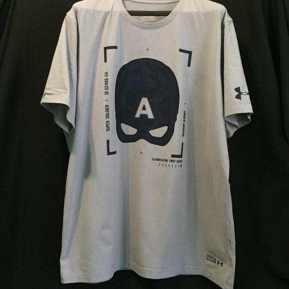 UNDER ARMOUR ALTER EGO TACTICAL T-Shirt Size (3XL)